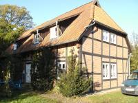 Courtagefrei – Zweifamilien-Fachwerkhaus in Elblage (Elbuferstraße) in Damnatz Interessant für Reit- und Wassersportfreunde!