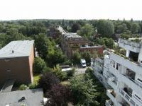 2-Zi.-Eigentumswohnung (Endetage)  mit zwei Balkonen in Niendorf