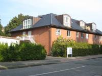 Vermietete 2-Zi.-Erdgeschoß-Eigentumswohnung in interessanter Lage von Niendorf